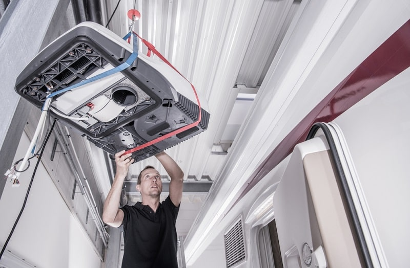 Make Your RV Less Hot and Care for Your AC with these Tips!