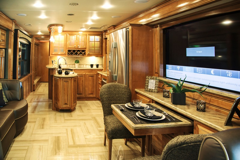 Why is Allure Flooring on Your RV Good?
