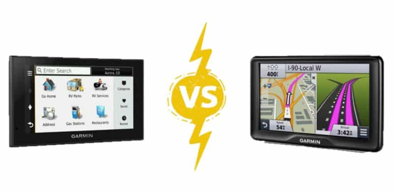 RV GPS Comparison: 660LMT-S vs. 760LMT