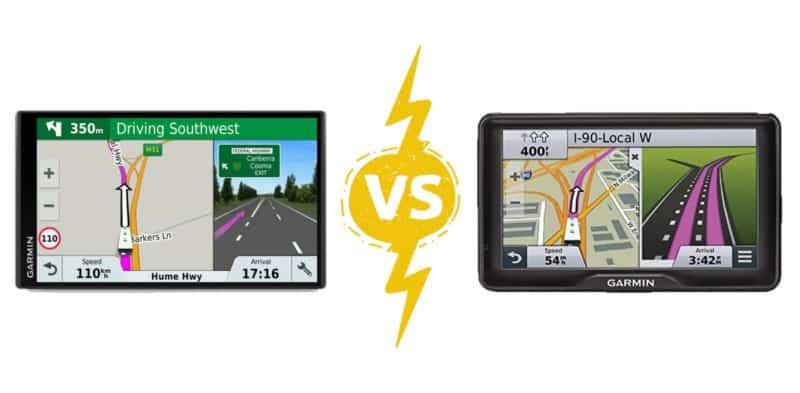 RV GPS Comparison: Garmin 770 LMT-S vs 760LMT