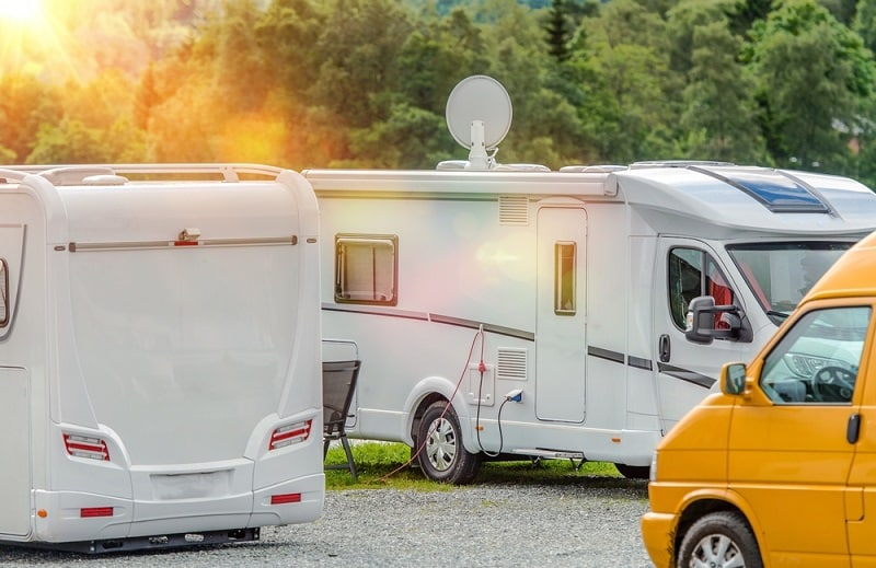 How to Hook Up A Satellite TV in Your RV