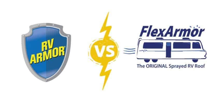 RV Roof Coating: Armor vs. FlexArmor