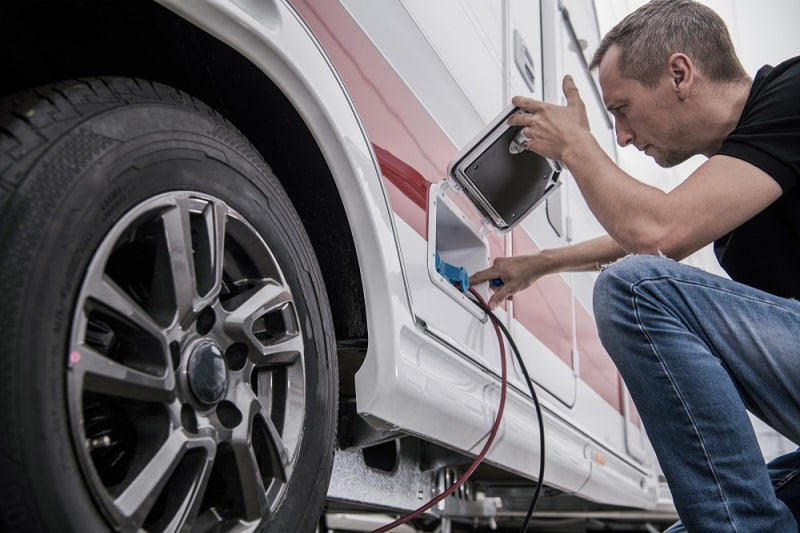 Which One is Better for Your RV, EMS or Surge Protector?
