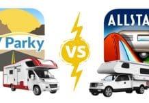 RV Applications Comparison: Parky vs Allstays