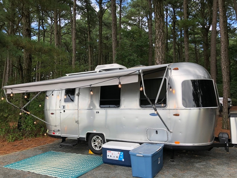 Getting to Know the RV: Airstream