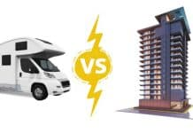 Which is Better? Living in an RV vs Apartment