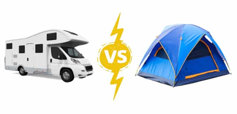 Should You Go For RV or Tent Camping?