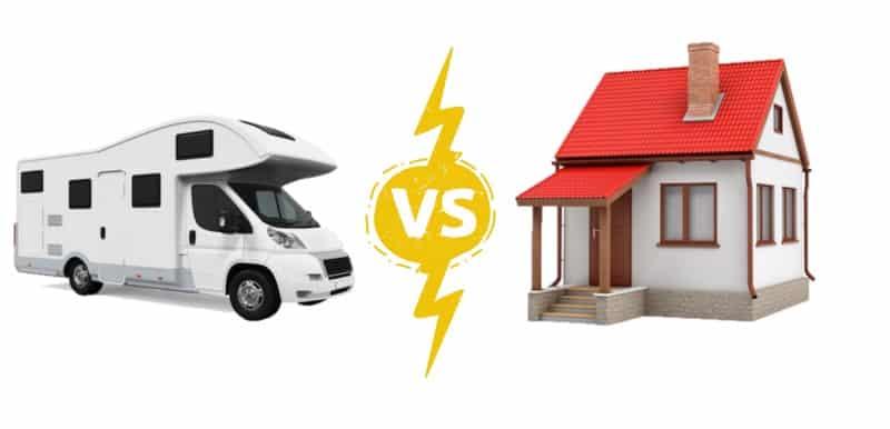 Mobile Homes: RV vs Tiny House