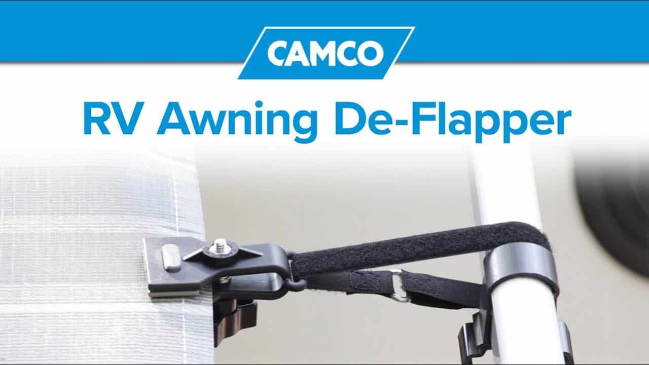 How Do RV Awning De-Flappers Work?
