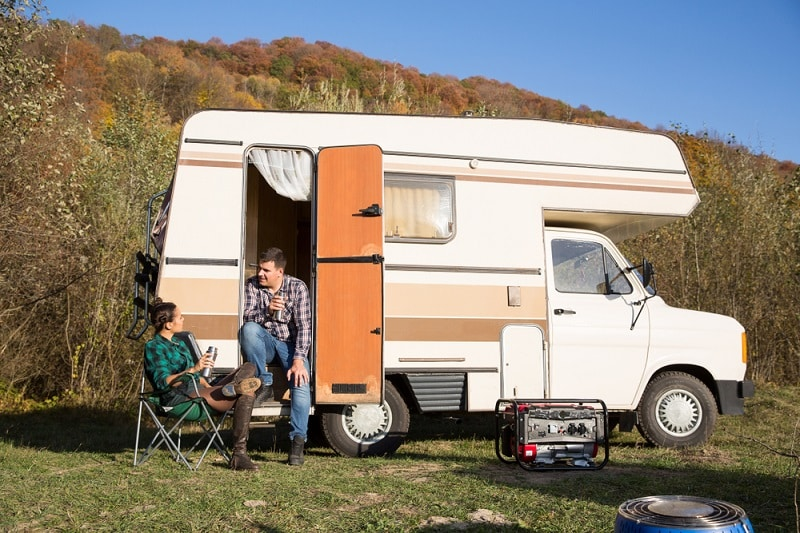 What is a Grounding Portable Generator for RV?