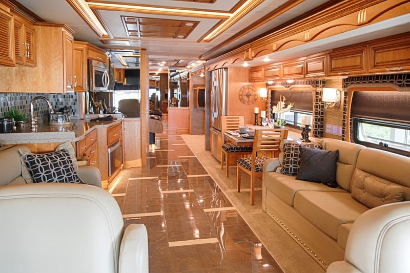 What Type of RV Interior Paneling Should You Do?