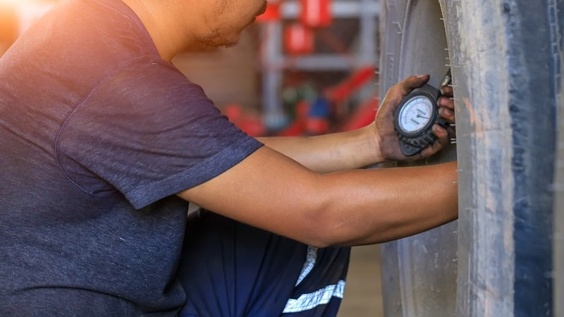 What's The Best Tire Pressure For Your Travel Trailer?