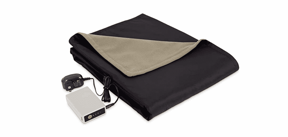 battery operated blankets for camping