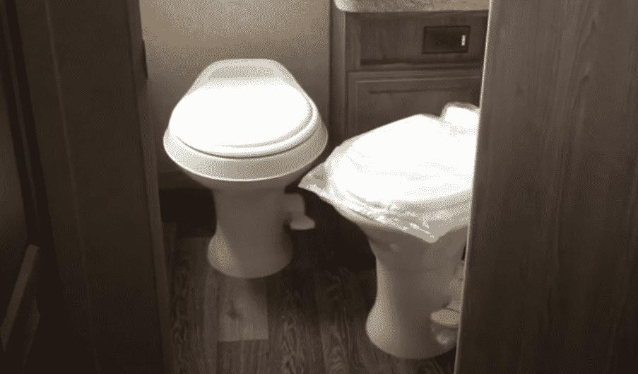 dometic 310 toilet problems