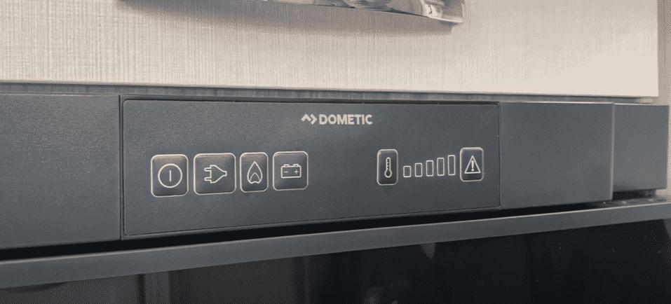 dometic camper fridge not working