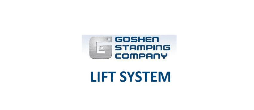 goshen lift system