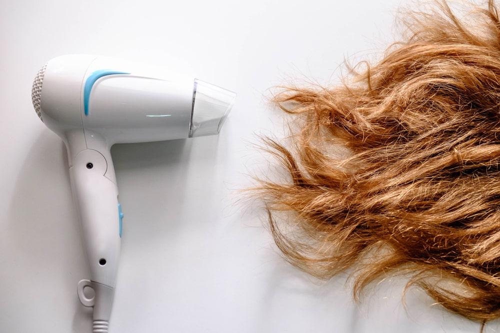 low wattage hair dryer rv