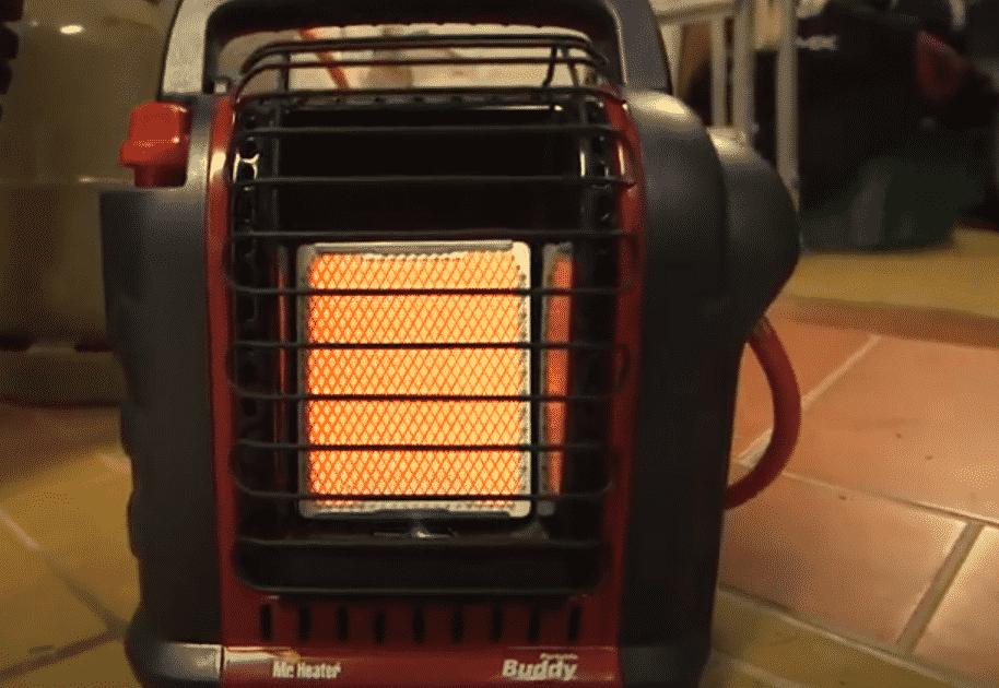 mr heater pilot light problems