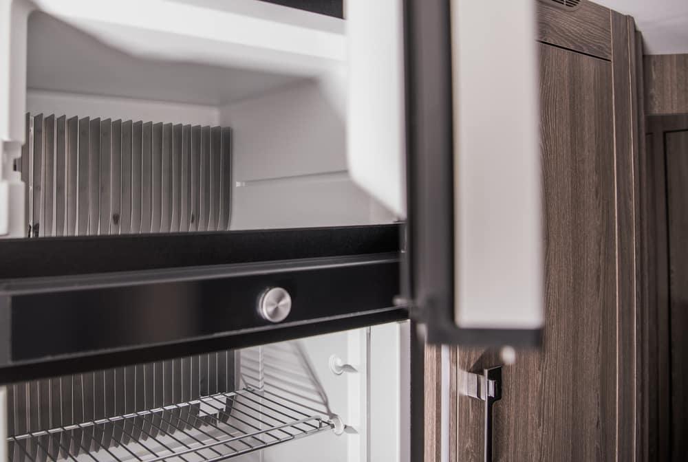 vw camper refrigerator