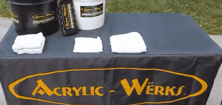 acrylic werks polish review
