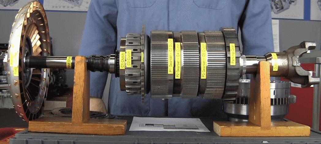 allison transmission overheating problem