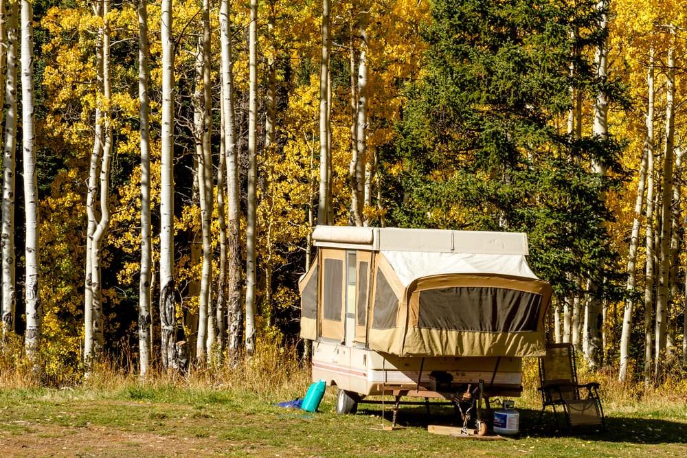pop up camper add a room