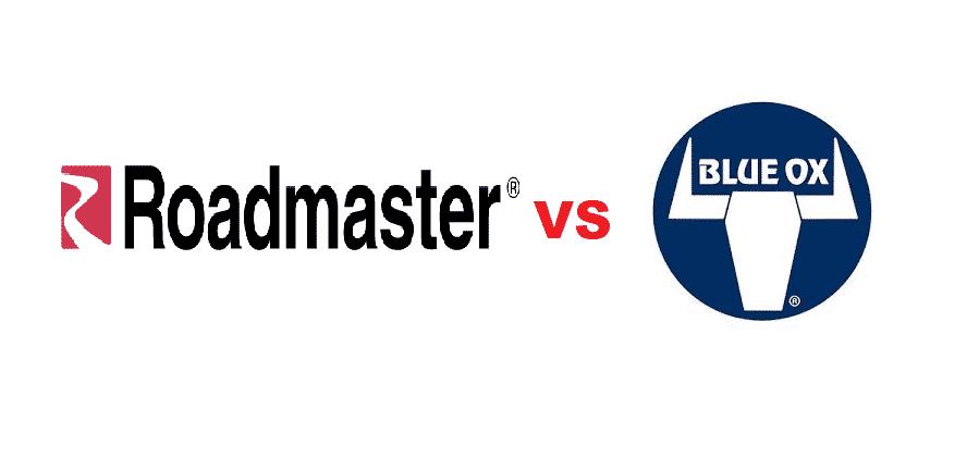 roadmaster vs blue ox