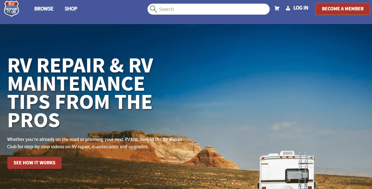 rv repair club review