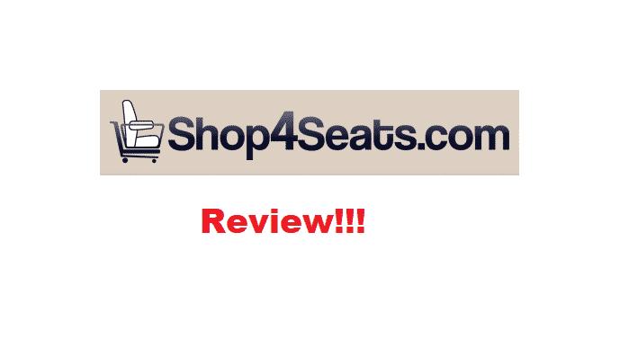 shop4seats review