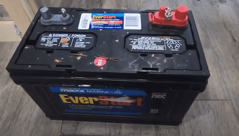 walmart deep cycle battery review