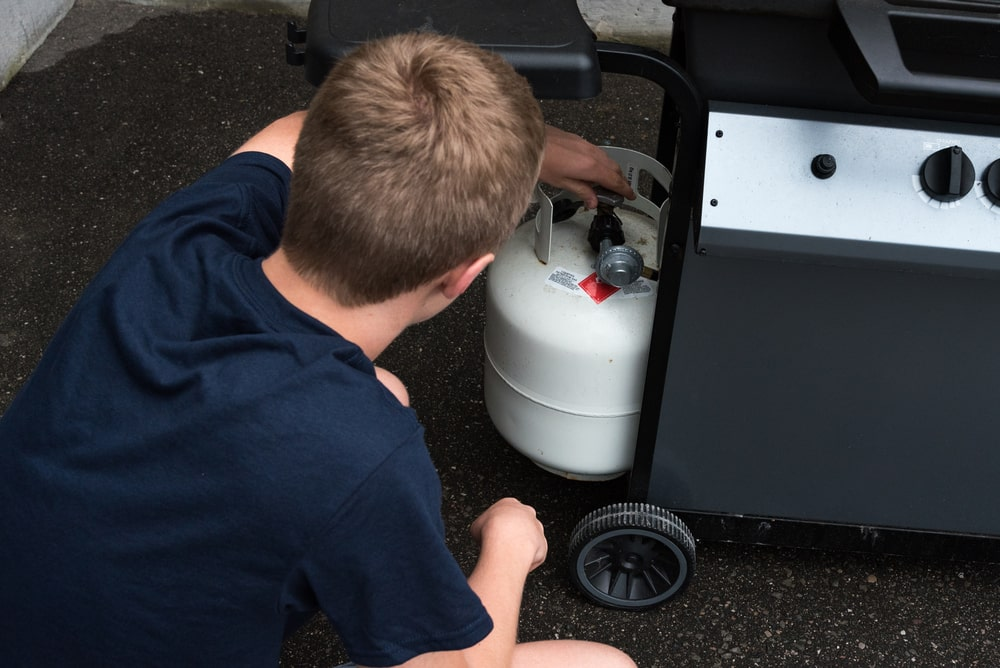 white gas vs propane for camping