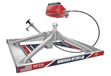 andersen 5th wheel hitch problems