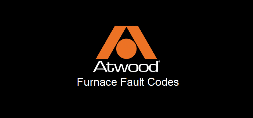 atwood furnace fault codes