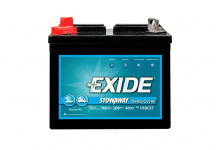 exide stowaway deep cycle battery review
