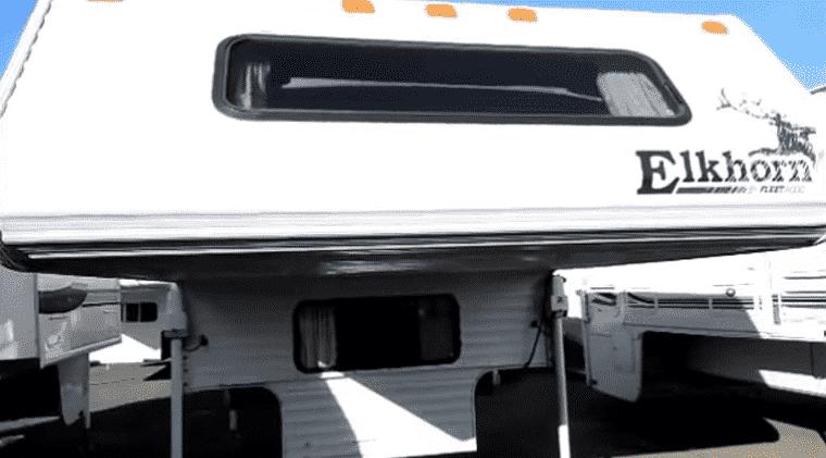 fleetwood elkhorn camper specifications