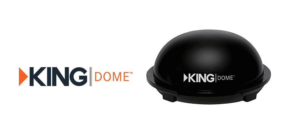 king dome satellite dish problems