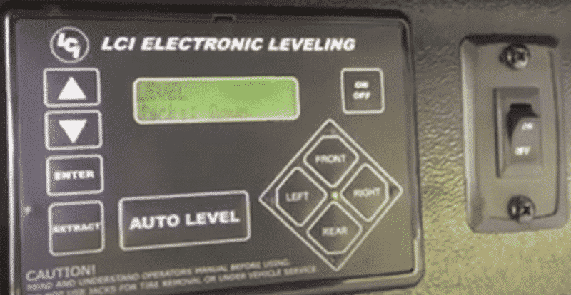 lci electronic leveling low voltage