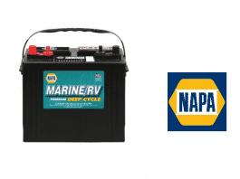 napa agm battery review