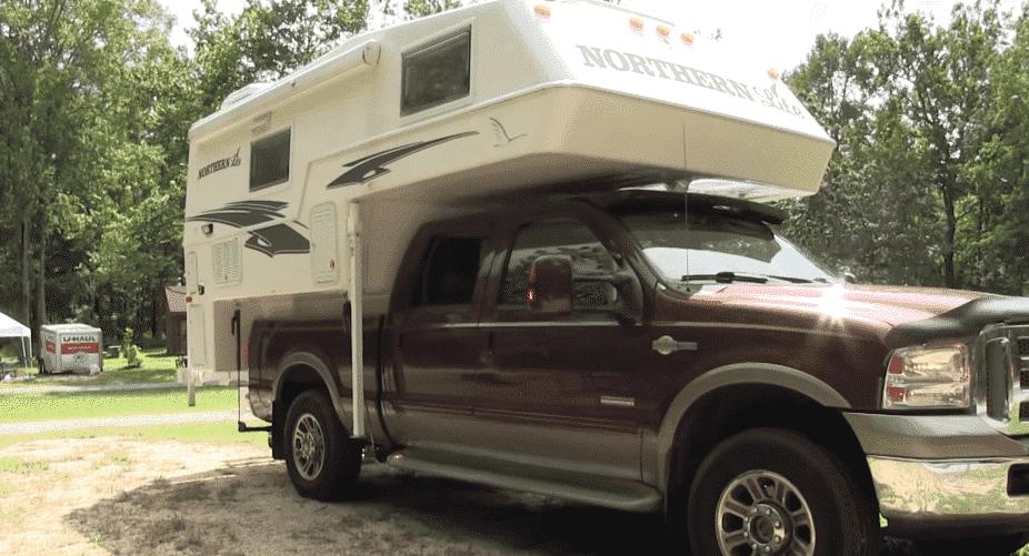 northern lite truck camper problems
