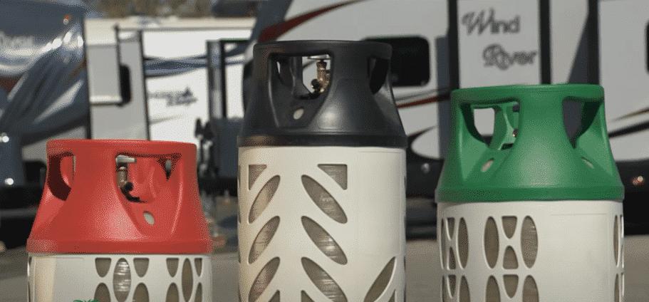 viking propane tank review
