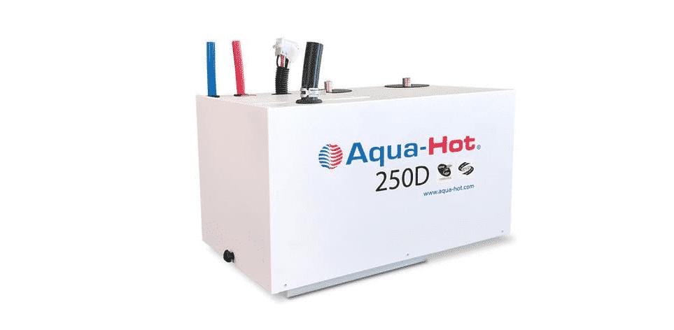 aqua hot troubleshooting