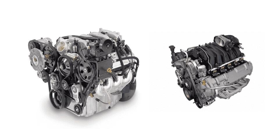 chevy 8.1 vs ford v10 motorhome