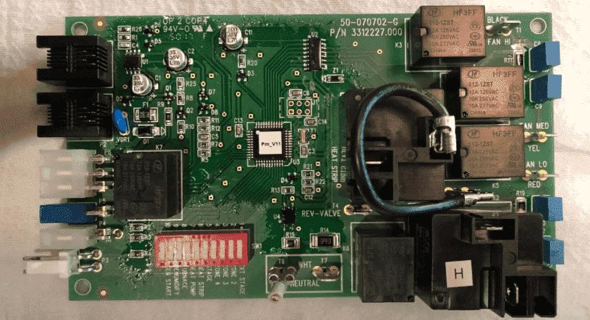 dometic circuit board troubleshooting