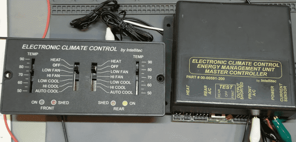 electronic climate control by intellitec