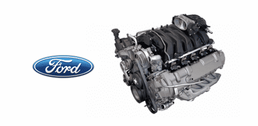 ford v10 oil type