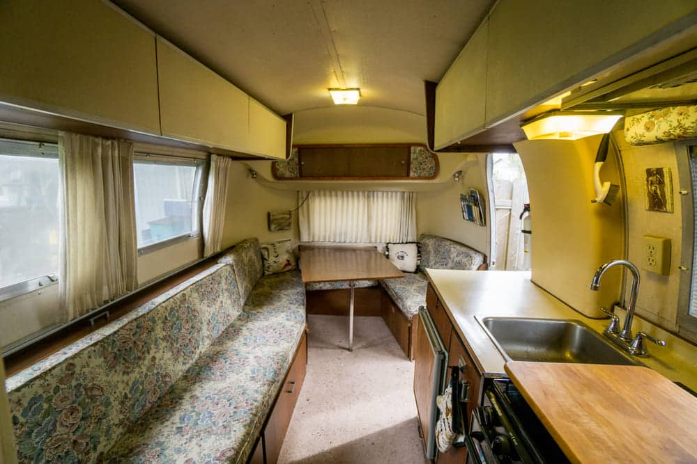 how to remove carpet from under rv slide out
