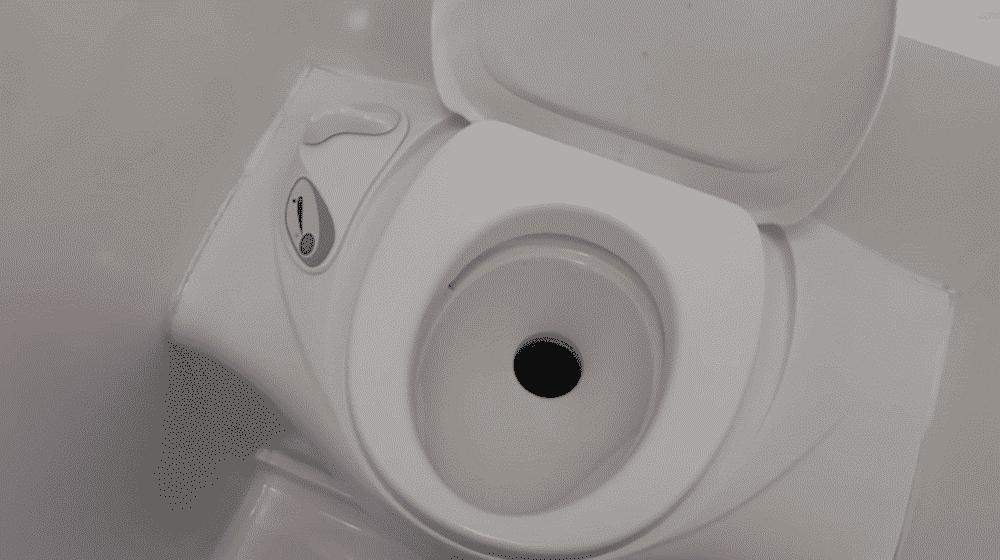 thetford cassette toilet problems