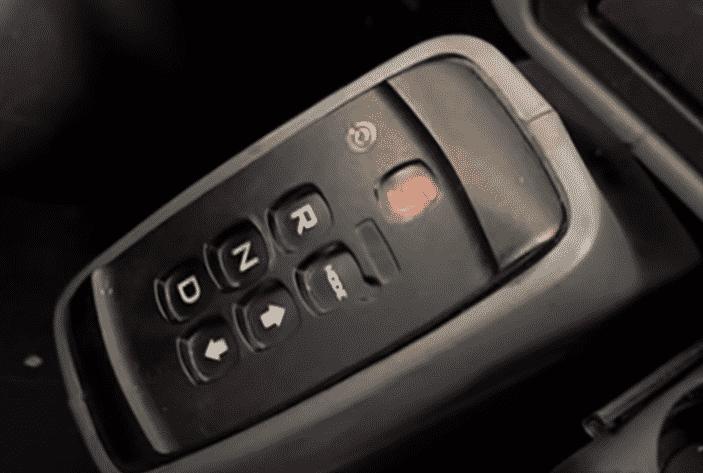 allison transmission keypad problems