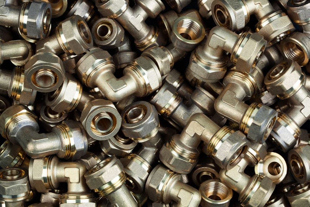 can i use pex fittings on polybutylene pipe