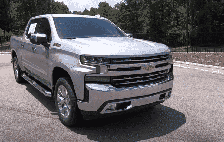 chevy truck bogs down when accelerating